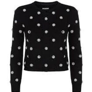 Alice and Olivia Erwin sweater